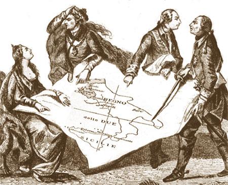 Il dualismo Nord-Sud fa passi indietro nella storia