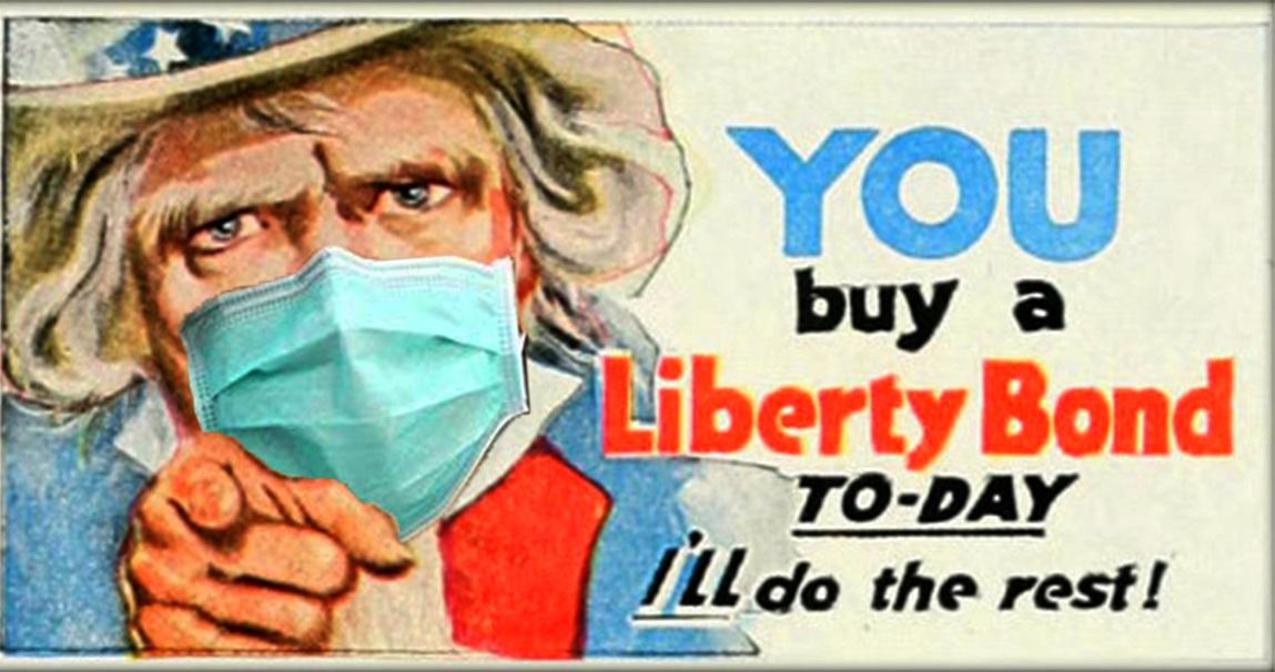 """economia di guerra L'economia ha le sue regole inflessibili e se la lotta al Coronavirus assomiglia sempre di più ad una guerra, sebbene sanitaria, allora si devono considerare i passaggi obbligati della c.d. """"economia di guerra"""", che è una dignitosa branca della scienza economica sviluppata nel corso delle due guerre mondiali del Novecento ed elaborata in Gran Bretagna, in Germania, negli Stati Uniti ed anche in Italia. Proprio da noi, tra il 1939 e il 1943, è stato teorizzato un """"circuito monetario di guerra"""" che abbina alla """"mobilitazione delle risorse produttive"""", sia materiali che umane, anche e soprattutto una mobilitazione della moneta necessaria per soddisfare il bisogno collettivo della """"vittoria sul nemico""""[1]."""