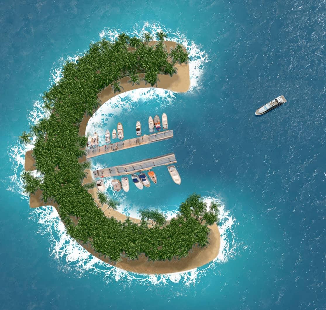 Paradisi fiscali almeno il 40% dei profitti esteri delle multinazionali è dichiarato in questi paesi