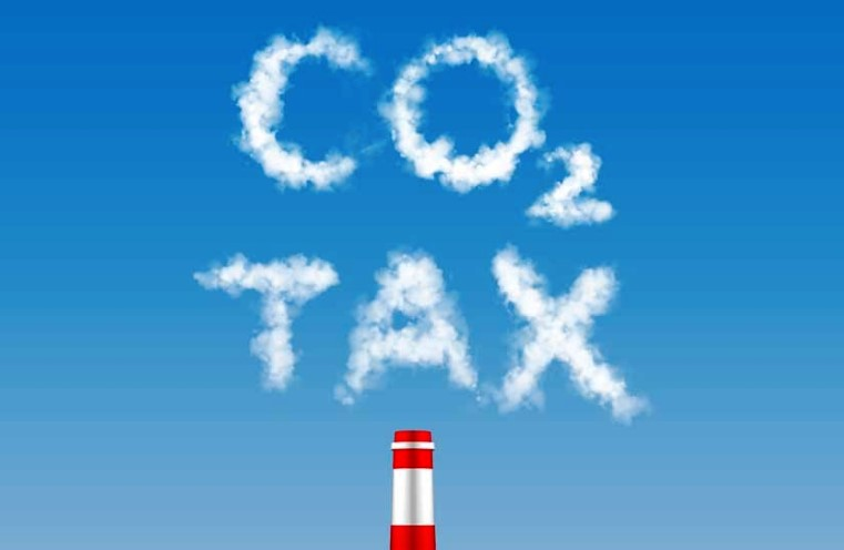 Tassare l'anidride carbonica per ridurre il cuneo fiscale: una proposta per la sinistra europea