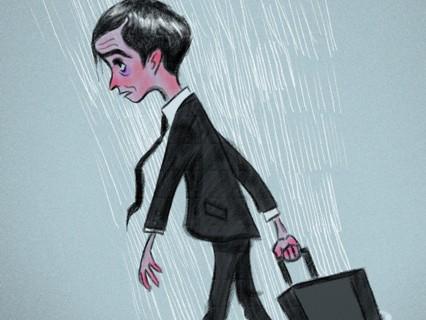 Il coraggio di cercare lavoro in recessione