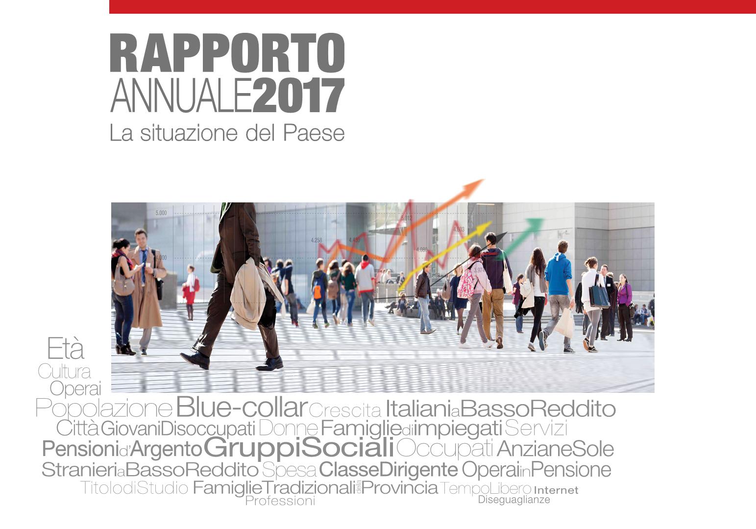 Rapporto ISTAT 2017: la spirale della disuguaglianza