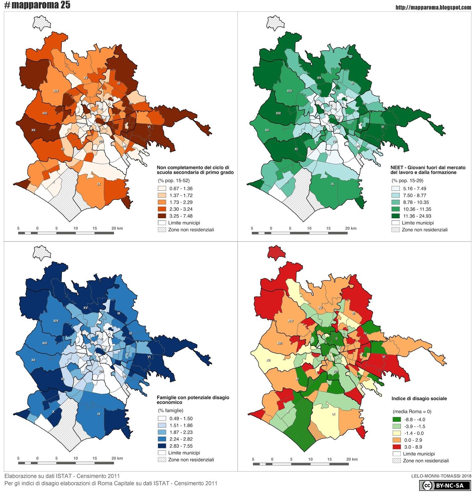 Roma, periferie ed esclusione sociale