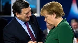 La questione tedesca e quel simpatico di Barroso