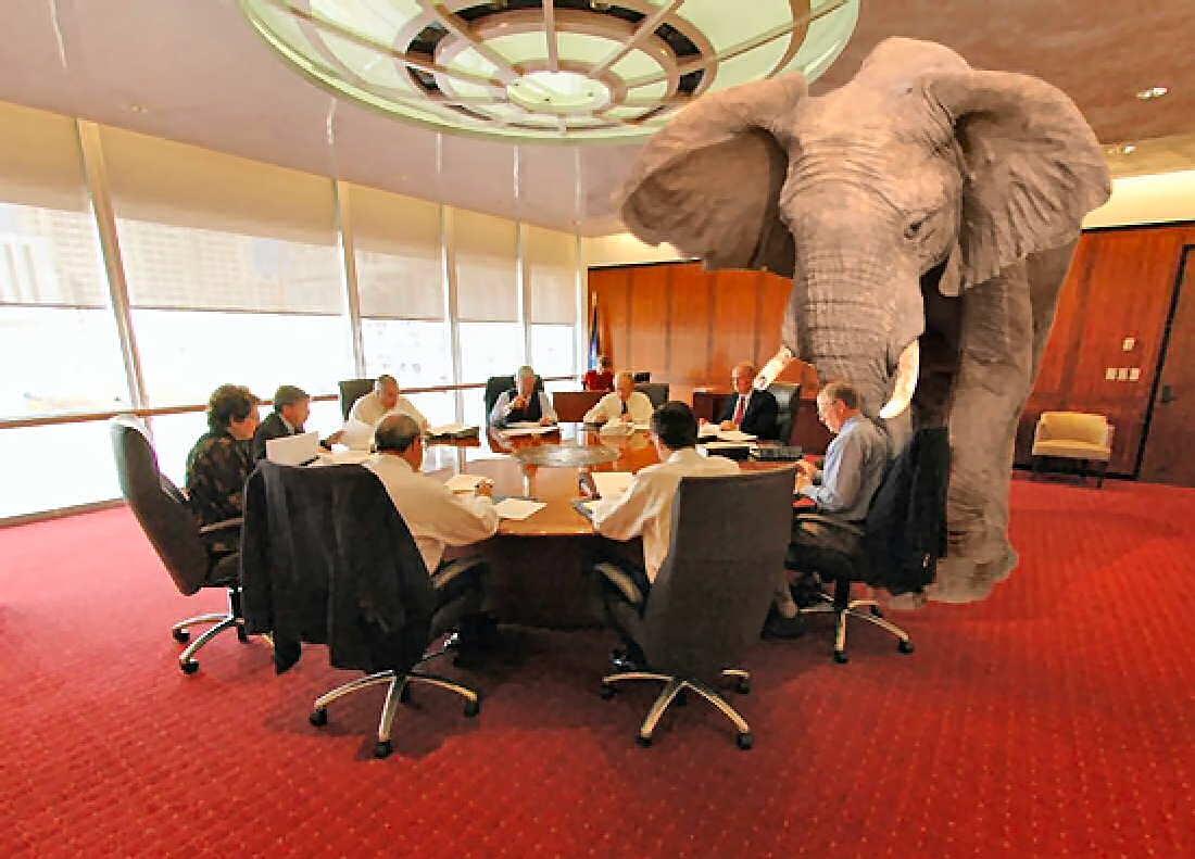 L'euro di Maastricht: l'elefante nella stanza