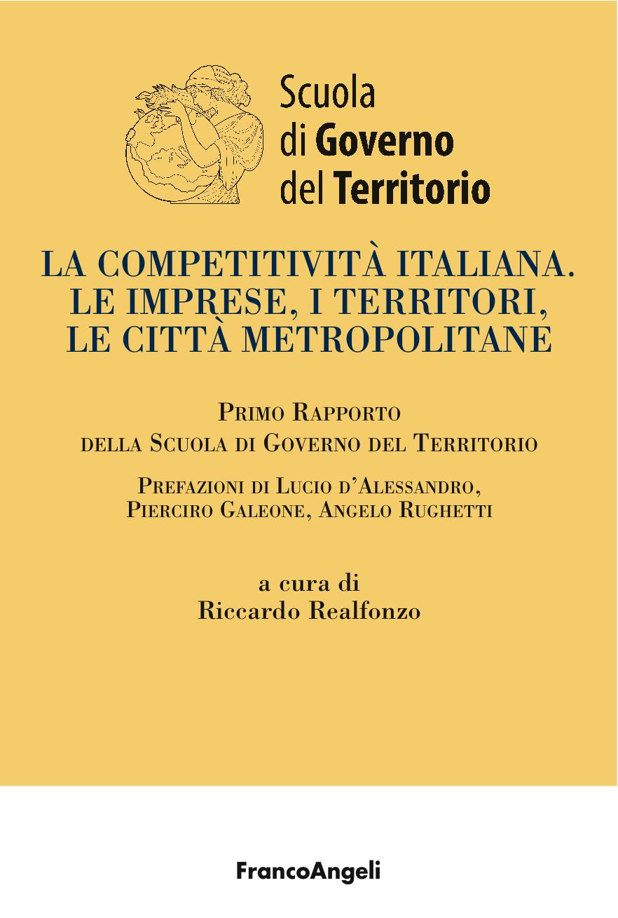 La competitività italiana: il rapporto della Scuola di Governo del Territorio