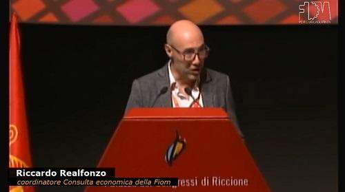 Congresso FIOM: Video e relazione di Riccardo Realfonzo su austerità e precarietà