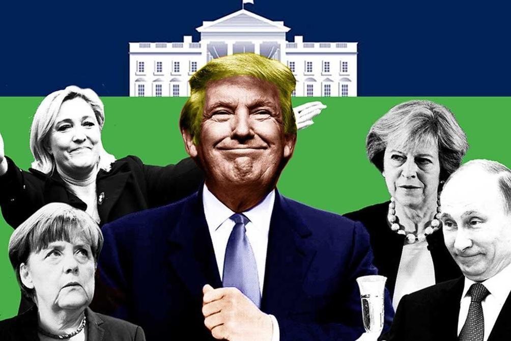 Donald Trump: come nasce il populismo USA