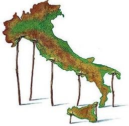 L'Italia in serie A
