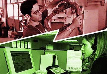 L'ideologia del Libro bianco e il futuro del lavoro