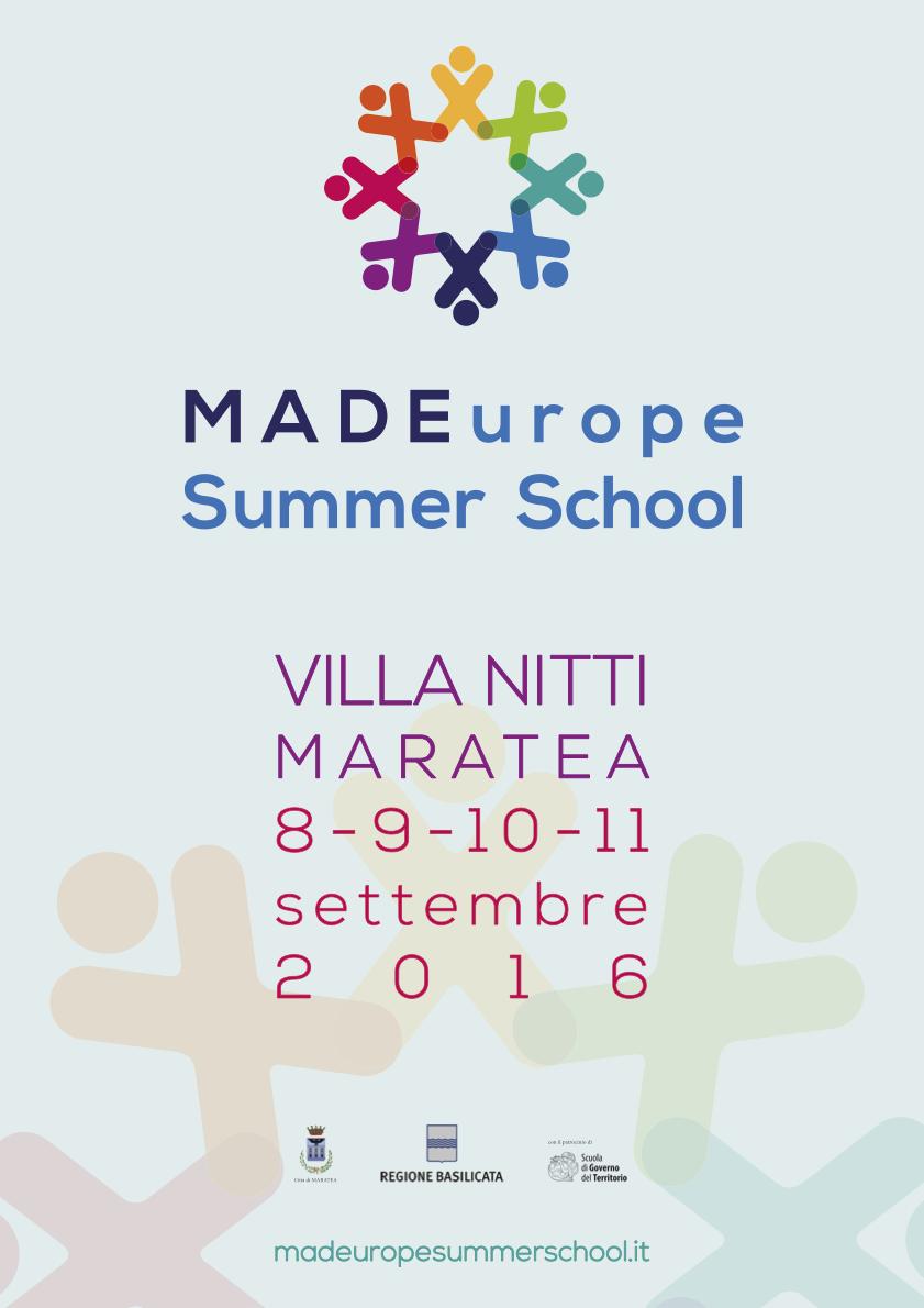 Il futuro d'Europa dopo la Brexit alla scuola estiva di Maratea
