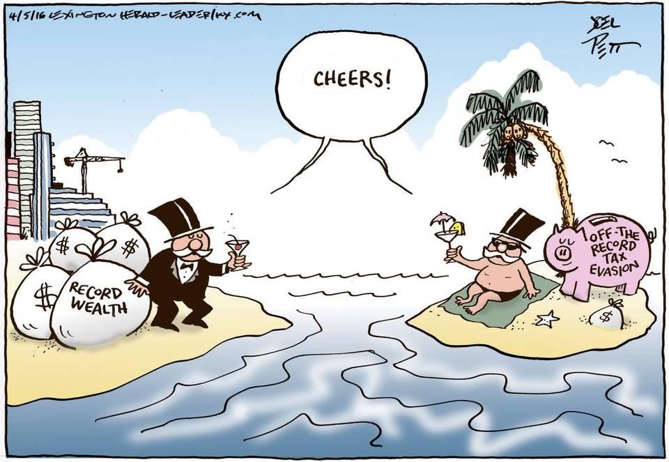 La ricchezza nascosta delle nazioni: paradisi fiscali, uguaglianza e democrazia