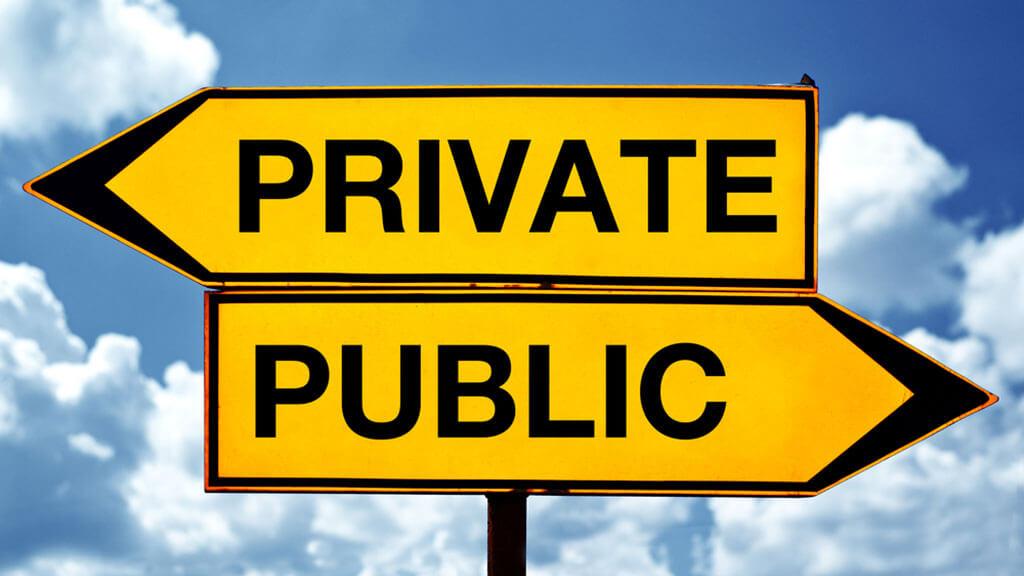 Una nota sulle definizioni di proprietà pubblica
