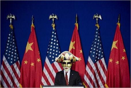 Risate cinesi e debito pubblico americano