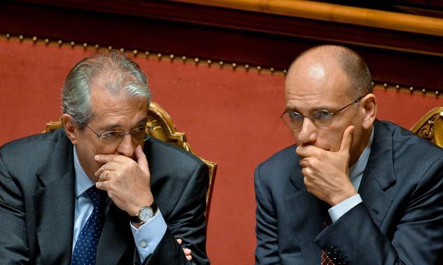 Il baratto del governo sulla legge di stabilità